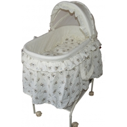 Jolly Jumper Bassinet - Cream