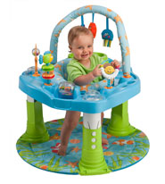Evenflow Exersaucer Steps 123