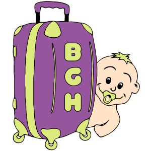 baby gear hire logo baby equipment hire