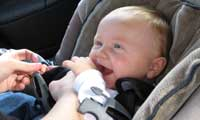 carseat baby equipment hire